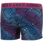 Under Armour Girls' Wordmark Play Up Short - view number 2