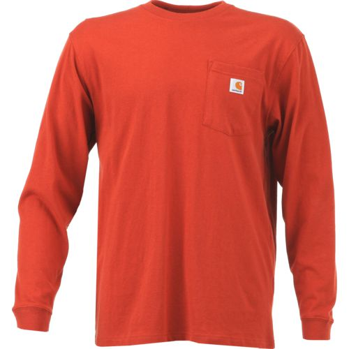 Display product reviews for Carhartt Men's Workwear Pocket T-shirt