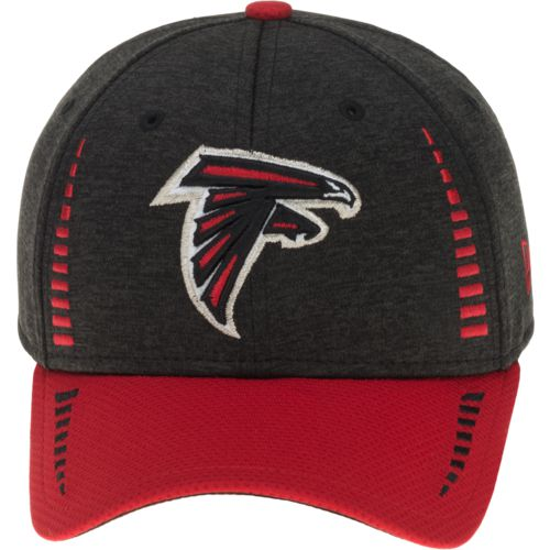 New Era Men's Atlanta Falcons Speed Tech Adjustable 9FORTY Cap - view number 1