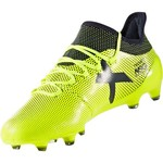 adidas Men's X 17.1 FG Soccer Shoes - view number 3