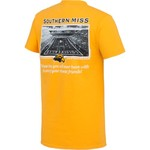 New World Graphics Men's University of Southern Mississippi Friends Stadium T-shirt - view number 2
