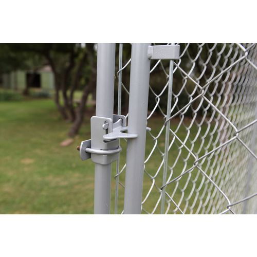Aspen Pet 2-in-1 Wire Chain Link Outdoor Dog Run - view number 3