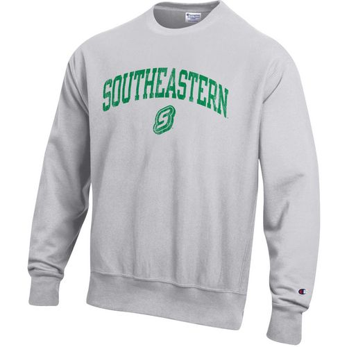 Champion Men's Southeastern Louisiana University Reverse Weave Crew Sweatshirt