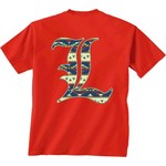 New World Graphics Women's University of Louisville Logo Aztec T-shirt - view number 1