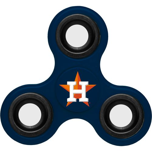 Forever Collectibles Houston Astros Diztracto 3-Way Spinnerz Toy