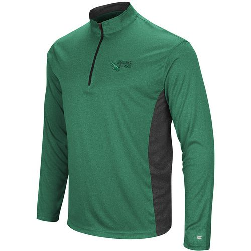 Colosseum Athletics Men's University of North Texas Audible 1/4 Zip Windshirt