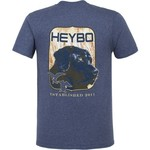 Heybo Men's Ol' Blue Short Sleeve T-shirt - view number 1