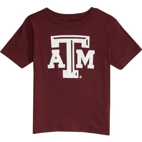 Gen2 Toddlers' Texas A&M University Primary Logo Short Sleeve T-shirt