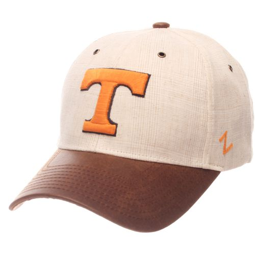 Zephyr Men's University of Tennessee Havana Curved Bill 2-Tone Cap