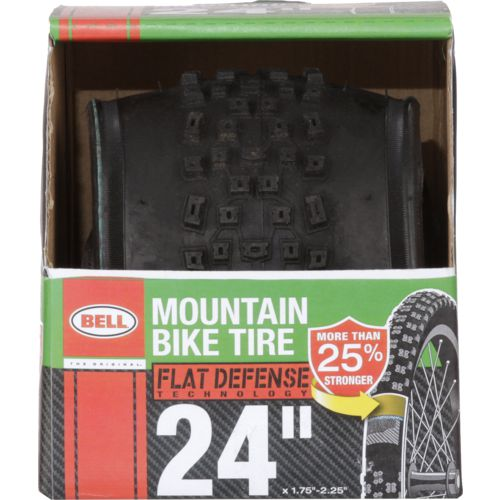 Bell Mountain Tire 24 in Flat Defense Tire