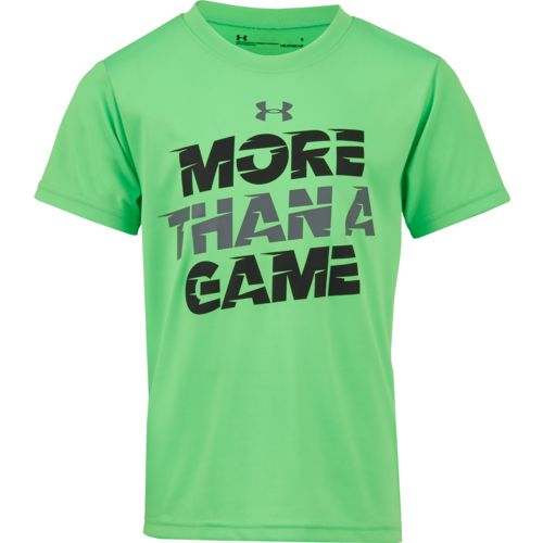 Under Armour Boys' More Than a Game T-shirt