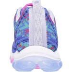 SKECHERS Girls' Skech-Air Jumparound Training Shoes - view number 6