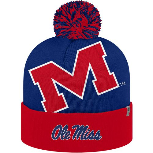 Top of the World Men's University of Mississippi Blaster 2-Tone Knit Cap