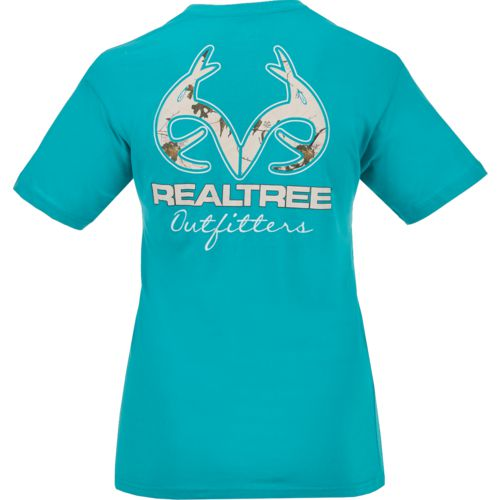 Display product reviews for Realtree Women's Short Sleeve T-shirt