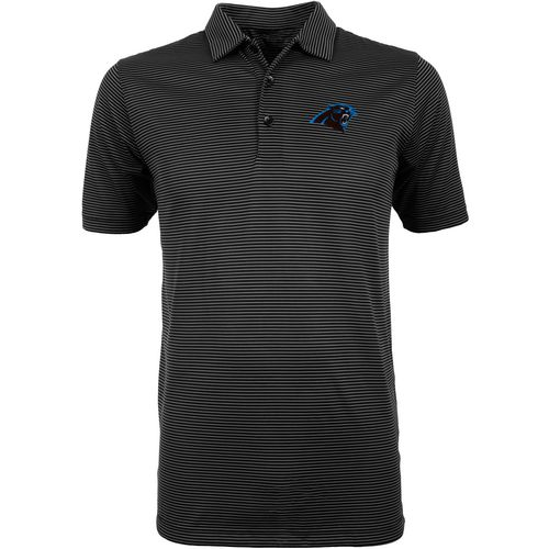 Antigua Men's Carolina Panthers Quest Polo Shirt