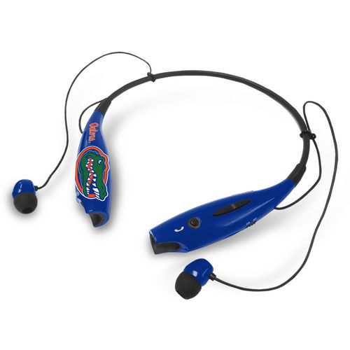 Mizco University of Florida Wireless Bluetooth Neckband Earbuds
