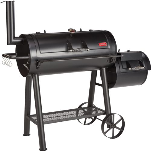 Outdoor Gourmet Hill Country Offset Charcoal/Wood Smoker - view number 2