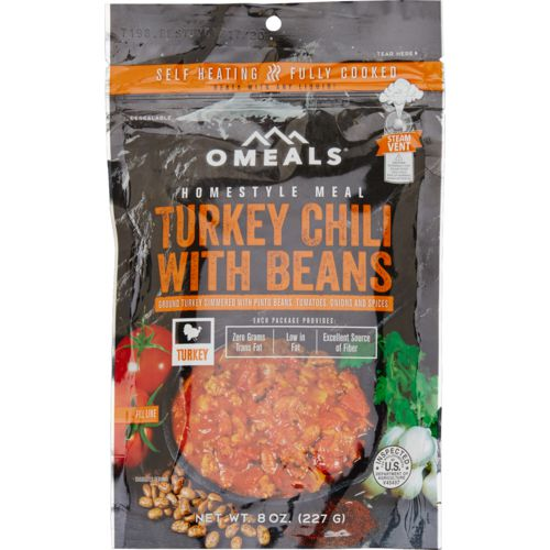O Meals Turkey Chili with Beans