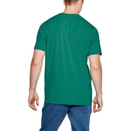 Under Armour Men's Charged Cotton Sportstyle Left Chest Logo T-shirt - view number 5
