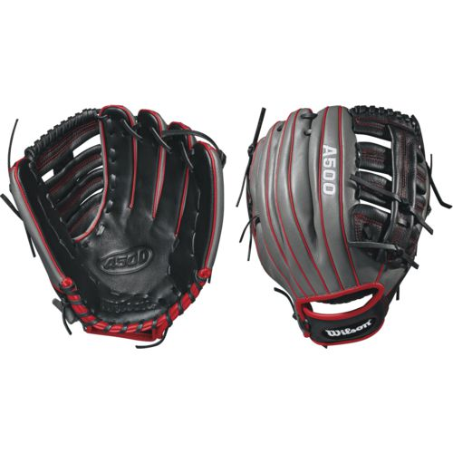 Display product reviews for Wilson Kids' A500 12.5 in Utility Baseball Glove