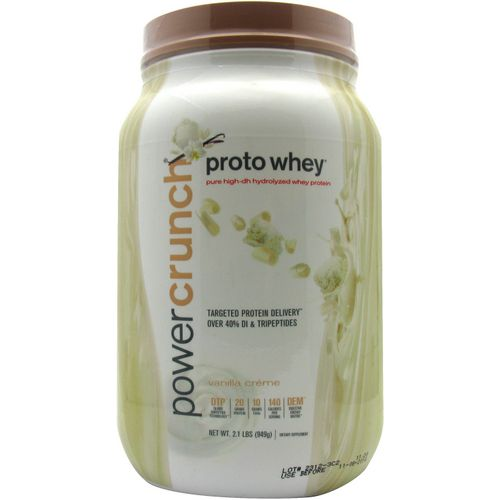 Power Crunch Proto Whey Powder - view number 1