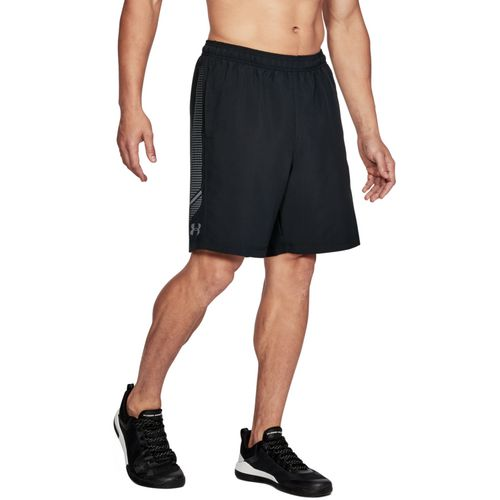 Under Armour Men's Woven Graphic Shorts - view number 3