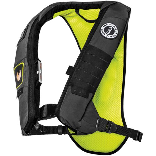 Display product reviews for Mustang Survival Elite 28 K Hydrostatic Auto Inflatable Personal Flotation Device