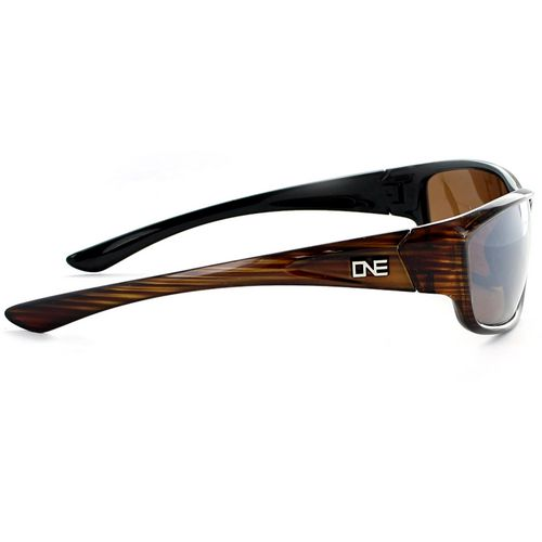 Optic Nerve ONE Avalanche Driftwood Sunglasses - view number 3