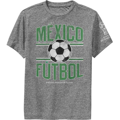 Fifth Sun Boys' Mexico Greatness FIFA World Cup Russia 2018 Performance T-shirt