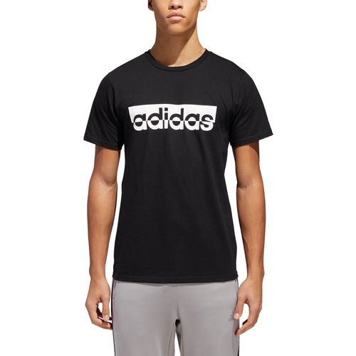 adidas Men's Linear Chopped T-shirt - view number 2