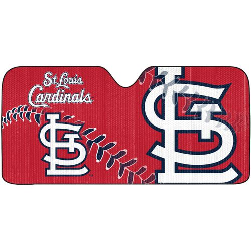 Team ProMark St. Louis Cardinals Auto Sun Shade