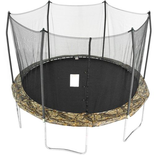 Display product reviews for Skywalker Trampolines 12' Round Camo Trampoline with Enclosure