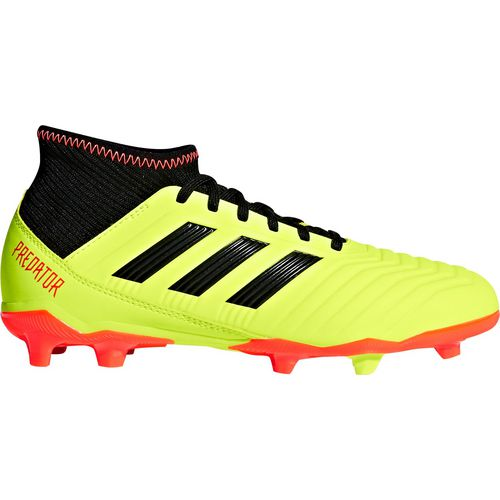 Display product reviews for adidas Boys' Predator 18.3 FG Soccer Cleats