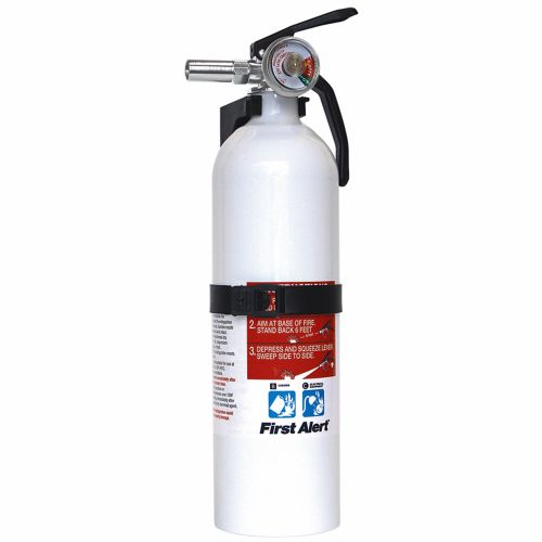 Display product reviews for First Alert Marine Fire Extinguisher 5 BC
