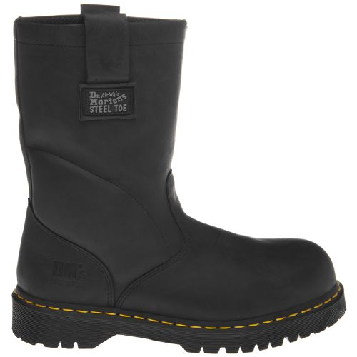 Image for Dr. Martens Men's Industrial Wellington Work Boots from Academy