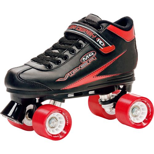 Image for Roller Derby Adults' Viper M 4 Quad Skates from Academy