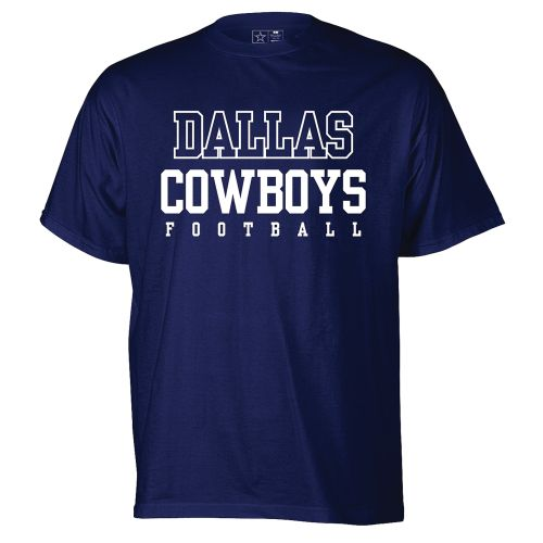 Display product reviews for Dallas Cowboys Men's Practice T-shirt