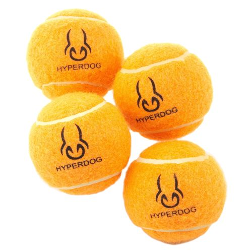 Hyper Products® Hyperdog® Tennis Balls 4-Pack