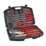 Outdoor Gourmet 18-Piece Barbecue Tool Set