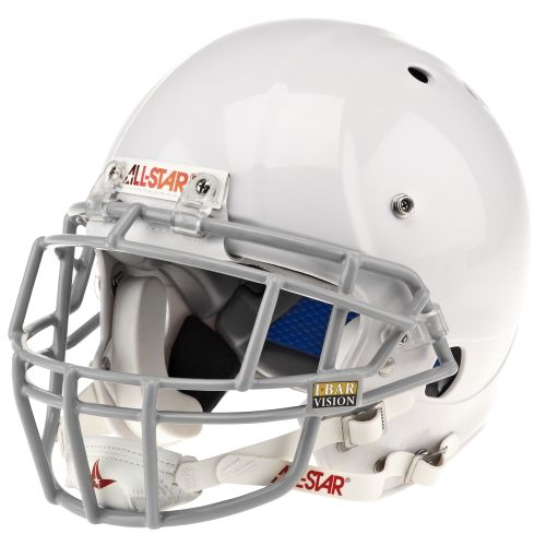 Bike Youth Football Helmets Image for All Star Youth