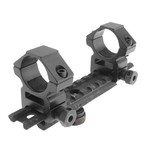 BSA Tactical Weapon AR/M4 Upper Receiver Weaver-Style Handle Mount with Rings