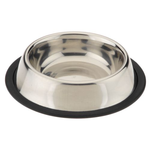 Ruffin' It Stainless-Steel Dog Bowl