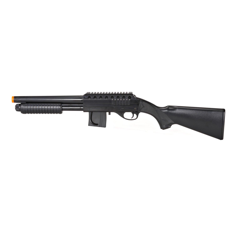 Soft Air USA Mossberg 500 Full-Stock Air Rifle