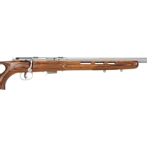 Savage .17 Hornady Magnum Rimfire Bolt-Action Rifle - view number 4