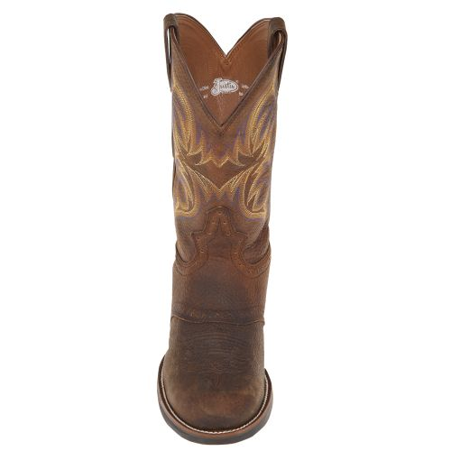 Justin Men's Stampede Cattleman Western Boots - view number 1