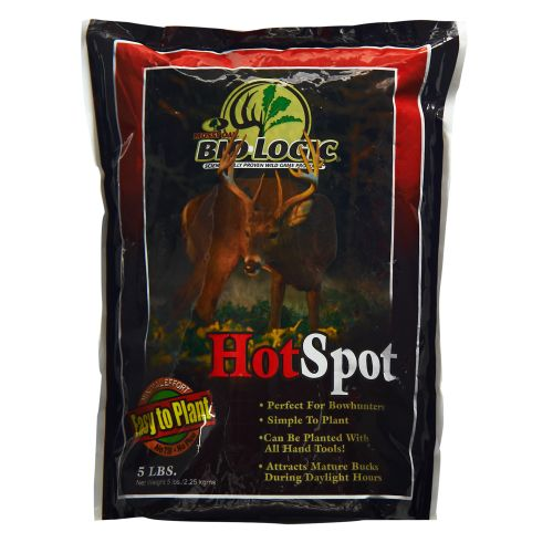 Display product reviews for BioLogic™ 5 lb. Hot Spot Seed Attractant