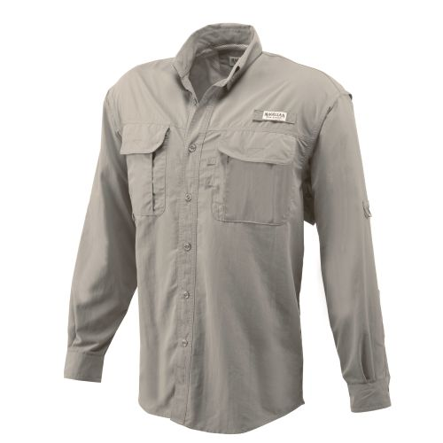 Magellan Sportswear® Men's Laguna Madre Long Sleeve Fishing Shirt