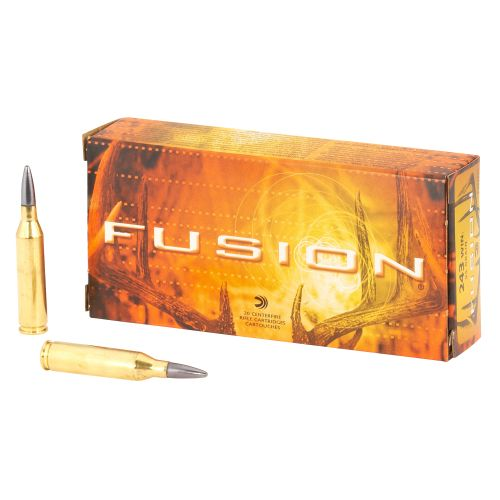 Federal® Fusion® .243 Winchester 95-Grain Rifle Ammunition