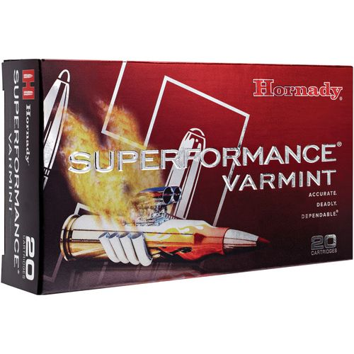 Hornady V-MAX™ Superformance™ Varmint .222 Rem 50-Grain Rifle Ammunition - view number 1
