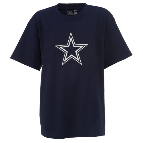 Dallas Cowboys Boys' Logo Premiere Short Sleeve T-shirt